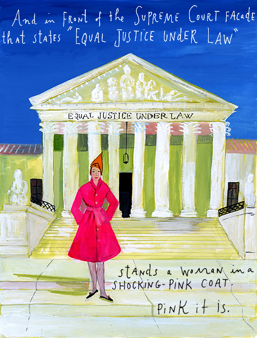 "Maira Kalman and ""The Principles of Uncertainty"""