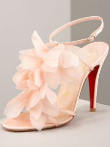 If only… Petal Sandals