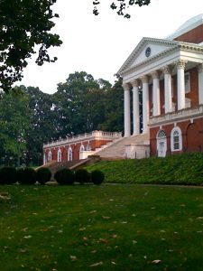 Univ. of Virginia: A Neo-Trad Dream