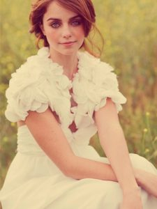 Eco-Chic Bridal Gowns