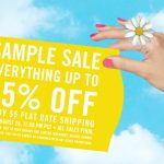 Kate Spade Online Sample Sale!