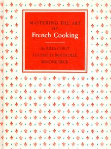 Vintage Bookcover Love: Julia Child