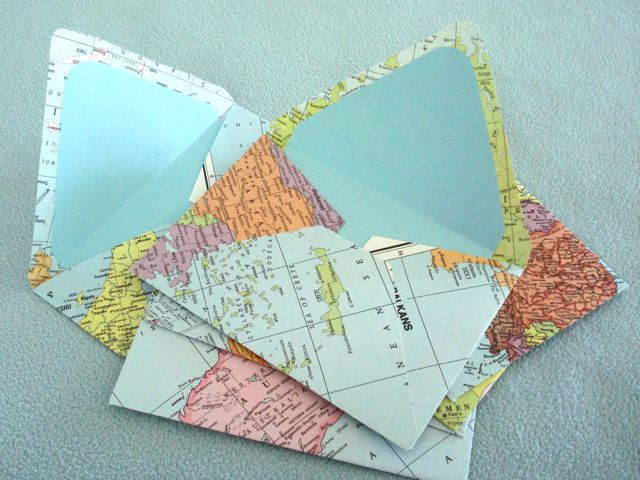 The Well-Traveled Envelope