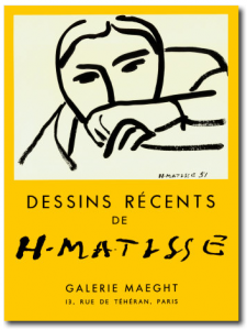 A weakness for Matisse…