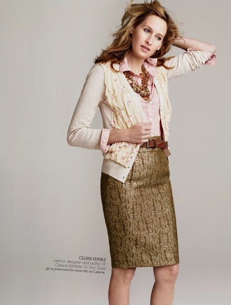 "872c9b81d7 The new J.Crew catalog features nine everyday women (""friends"