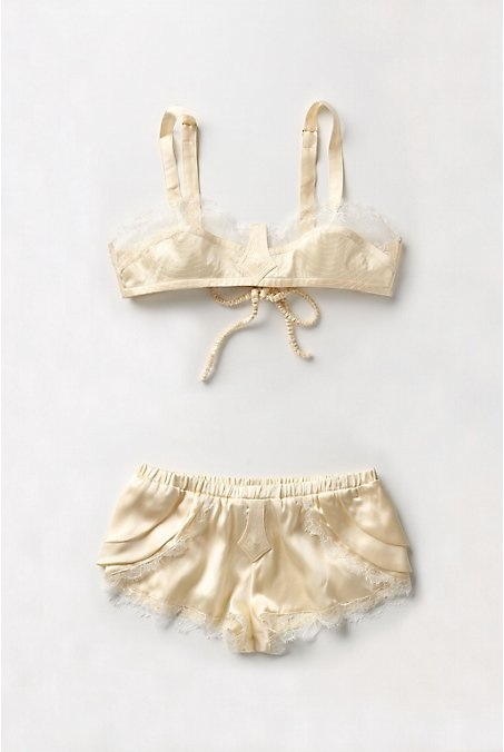 Anthropologie-lingerie-silk-ivory-bra-panties