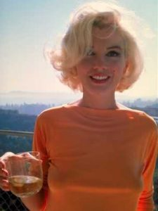 Marilyn writes a thank you…