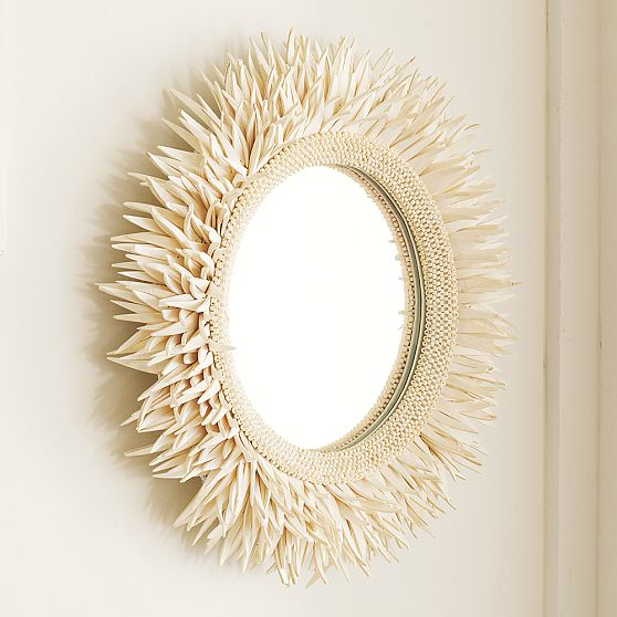 round coco mirror west elm katie armour taylor