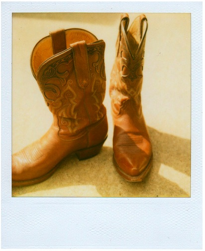 cowboy-boots-polaroid-patsy-cline-cowgirl