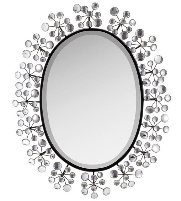 Brilliant mirrors the neo trad for Mirror z gallerie