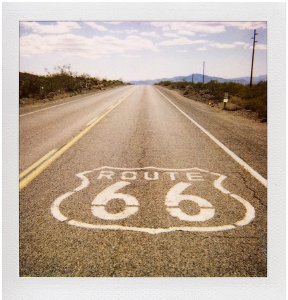 route-66-highway-polaroid