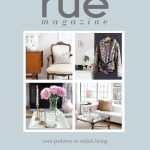 Introducing rue magazine!