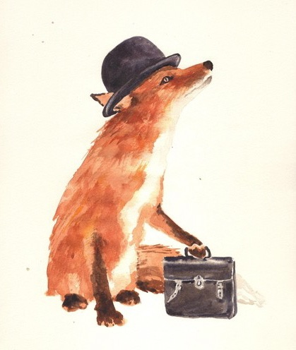 english-eccentric-fox-illustration