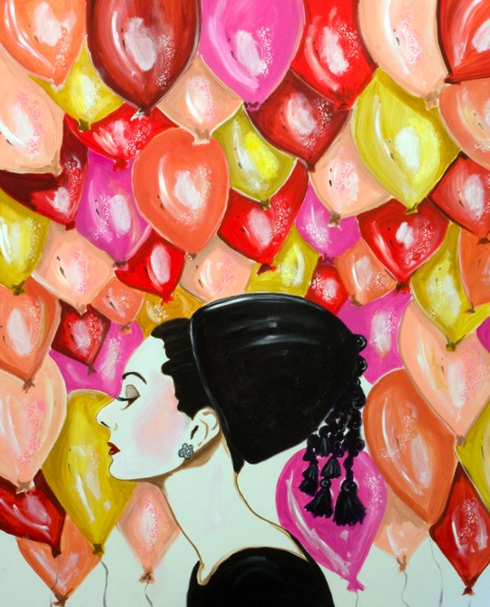 audrey-hepburn-paintings-sarah-ashley-longshore-4