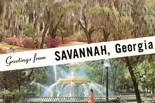 postcard-savannah-georgia-vintage