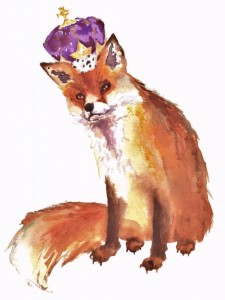 Foxy Giveaway!