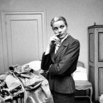 Grace Kelly Packs Her Bags