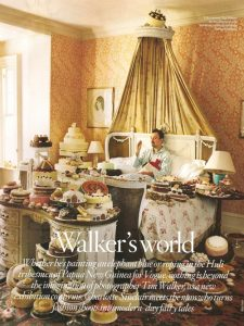 I want to be Tim Walker.
