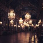 Versailles at Night
