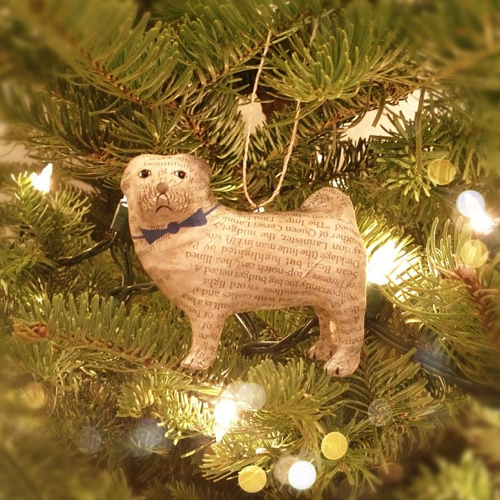 Our very first ornament…