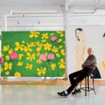 Alex Katz' Soho Studio