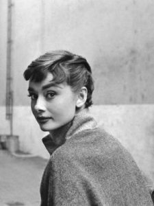 Audrey by Mark Shaw