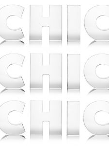 Lucite Letters
