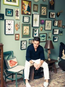 Matthew Marden on The Coveteur