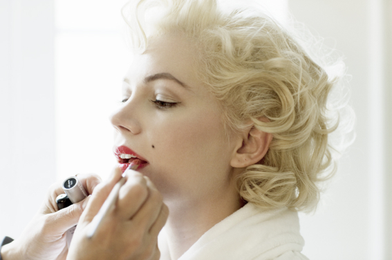 Becoming Marilyn…