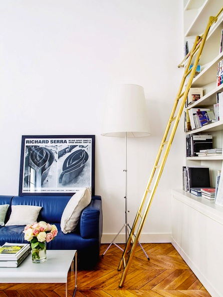 Superieur Jewelry Designer Gaia Repossi Paris Apartment Home Vogue