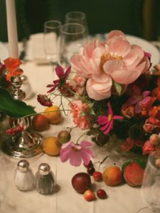 Amy Merrick Florals at the Carlyle