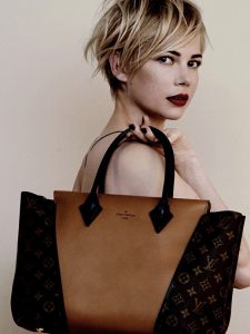 Michelle Williams for Louis Vuitton