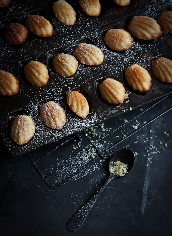 madeleines-recipe-french
