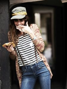Lou Doillon for Free People