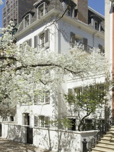 Bunny Mellon's NYC Townhouse