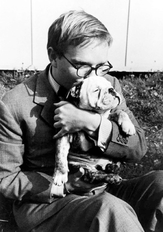 Happy birthday, Truman Capote.