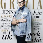 Jenna Lyons Strikes a Pose