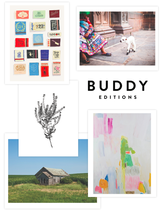buddy-editions