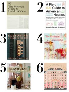 Books for Design Lovers