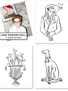 Luke Edward Hall for Buddy Editions