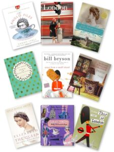 Best Books for Anglophiles