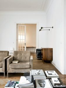 Minimal Hamburg Apartment