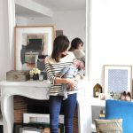 At Home with Morgane Sezalory
