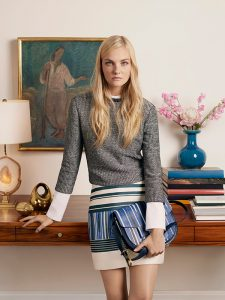 Tory Burch Spring Summer 2015 Lookbook