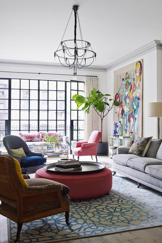 Jos-Annabel-White-west-village-new-york-home-house-and-garden-2
