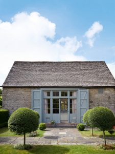 Emma Burns' Converted Barn