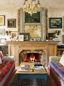 Keith McNally's Notting Hill Home