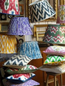 Melodi Horne Lampshades, Notting Hill