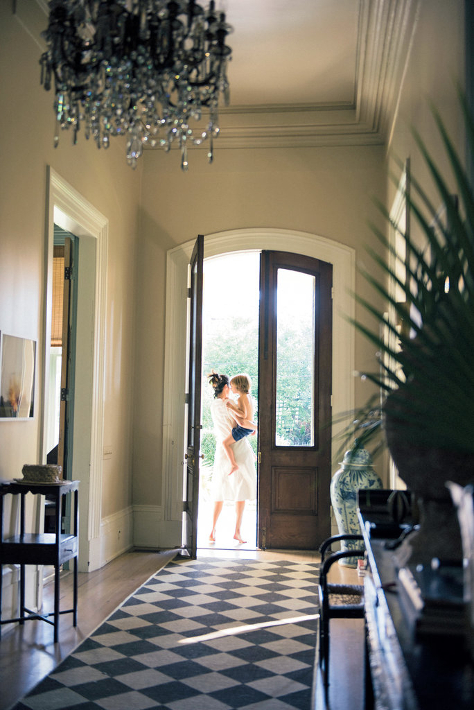 Paul Costello + Sara Ruffin Costello at Home in New Orleans
