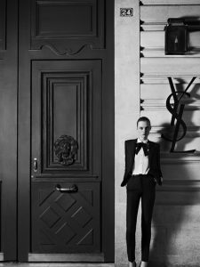 Yves Saint Laurent Reopens Couture